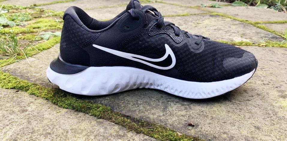 Nike Renew Run 2 - Medial Side
