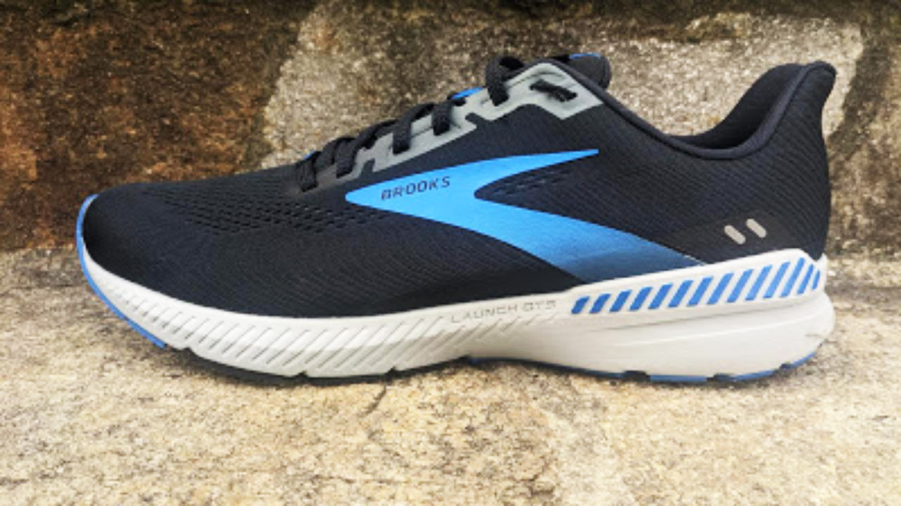 Brooks Launch GTS 8 - Medial Side