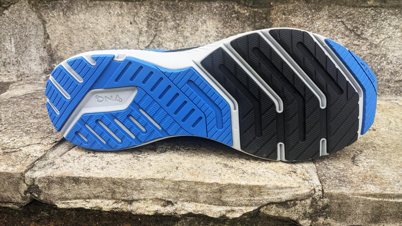 Brooks Launch GTS 8 - Sole