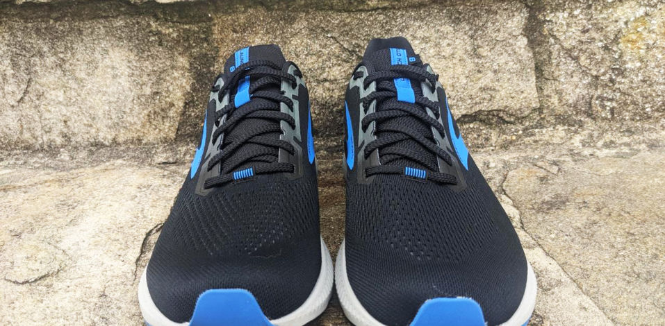 Brooks Launch GTS 8 - Toe