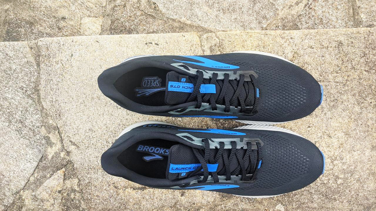 Brooks Launch GTS 8 - Top