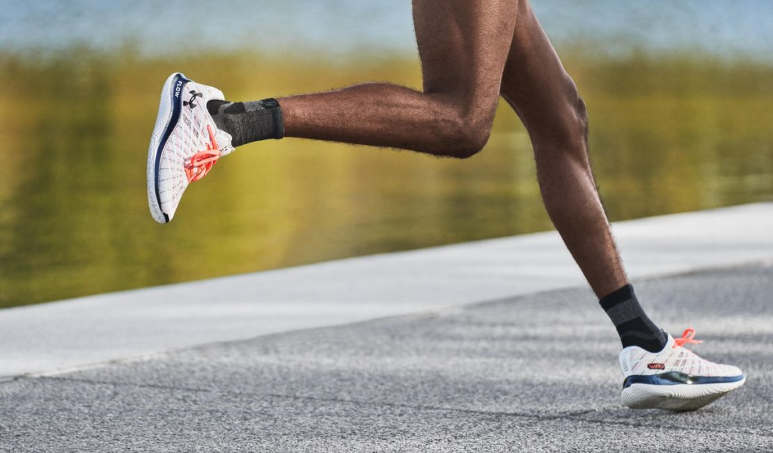 Under Armour Releases Running Shoe With No Rubber Outsole