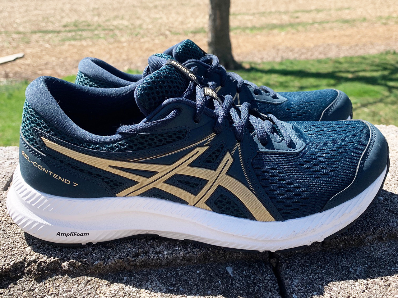 Asics Gel Contend 7 Review