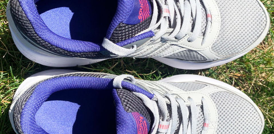 Saucony Cohesion 14 - Top