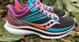 Saucony Kinvara 12 - Lateral Side