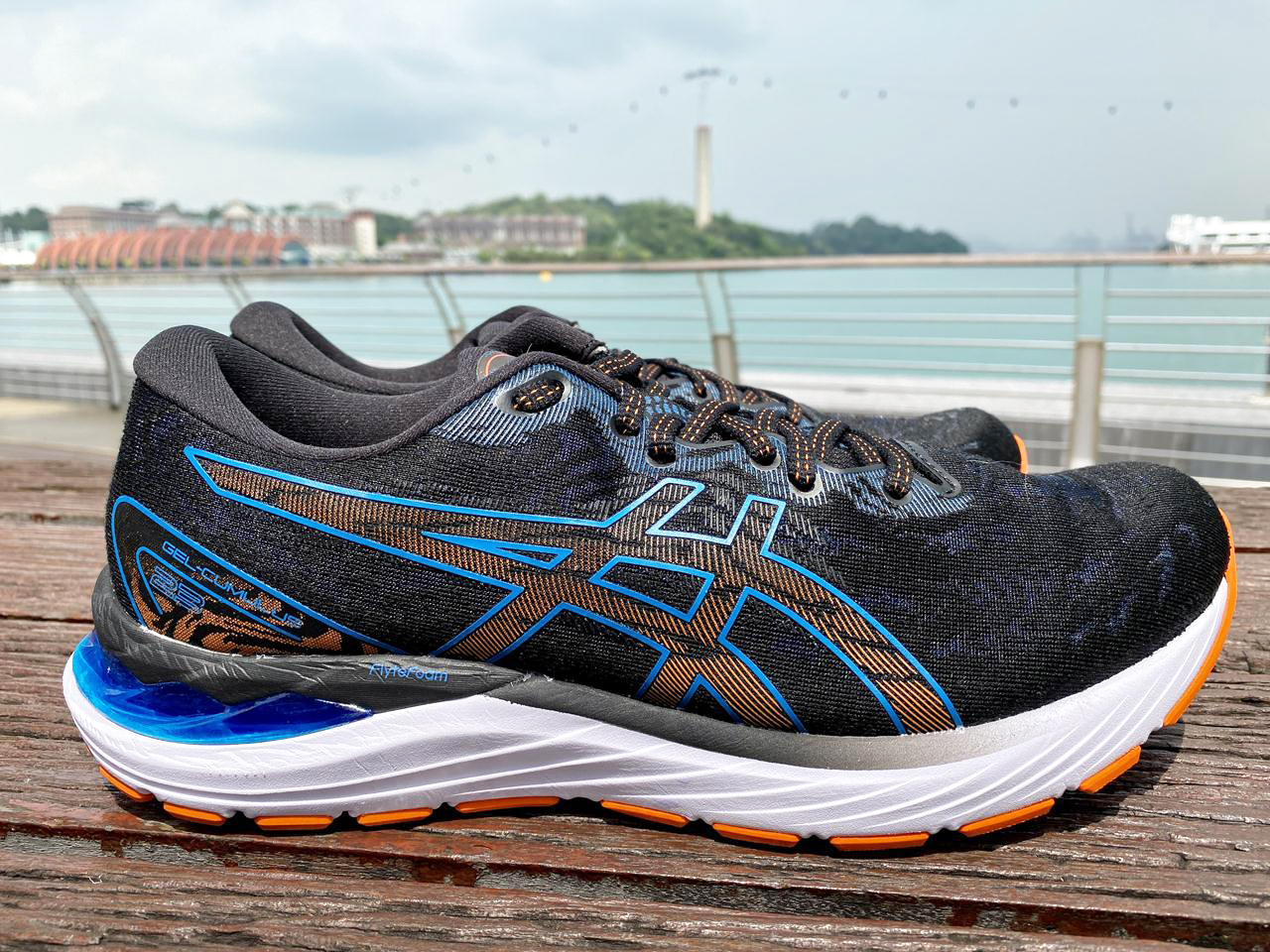 Asics Gel Cumulus 23 - Lateral Side