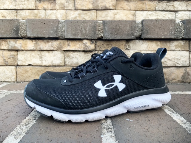Under Armour Charged Assert 8 - Lateral Side