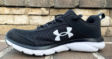 Under Armour Charged Assert 8 - Medial Side