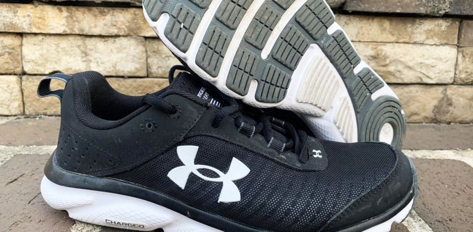 Under Armour Charged Assert 8 - Pair