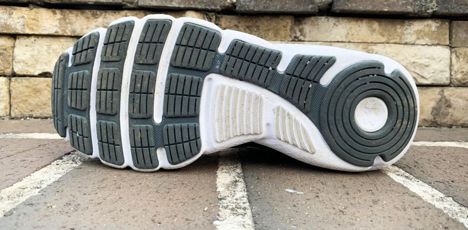 Under Armour Charged Assert 8 - Sole