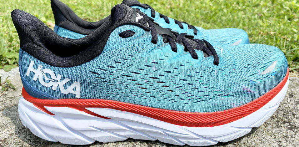 Hoka One One Clifton 8 - Lateral Side1