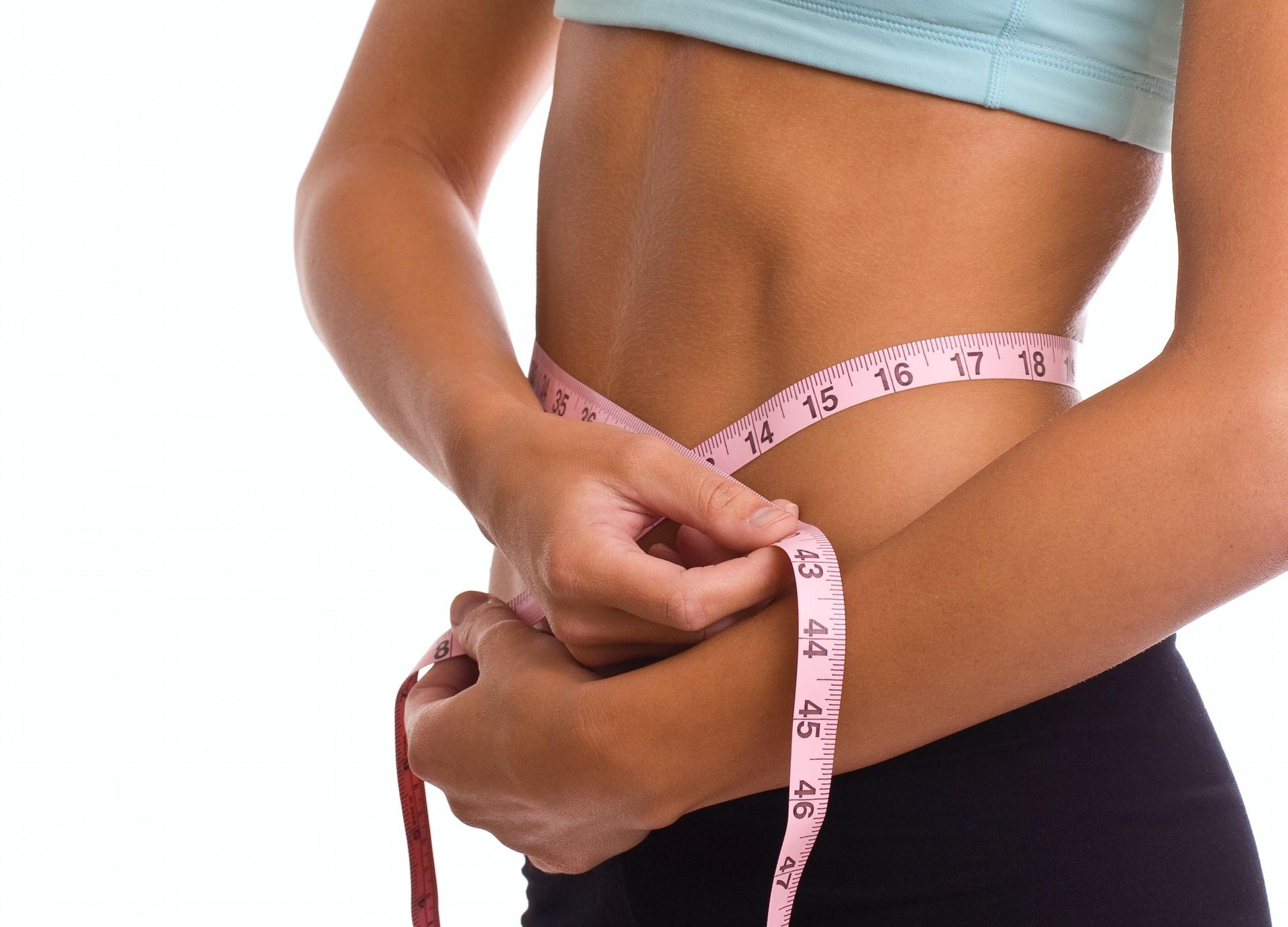 measuring womans body