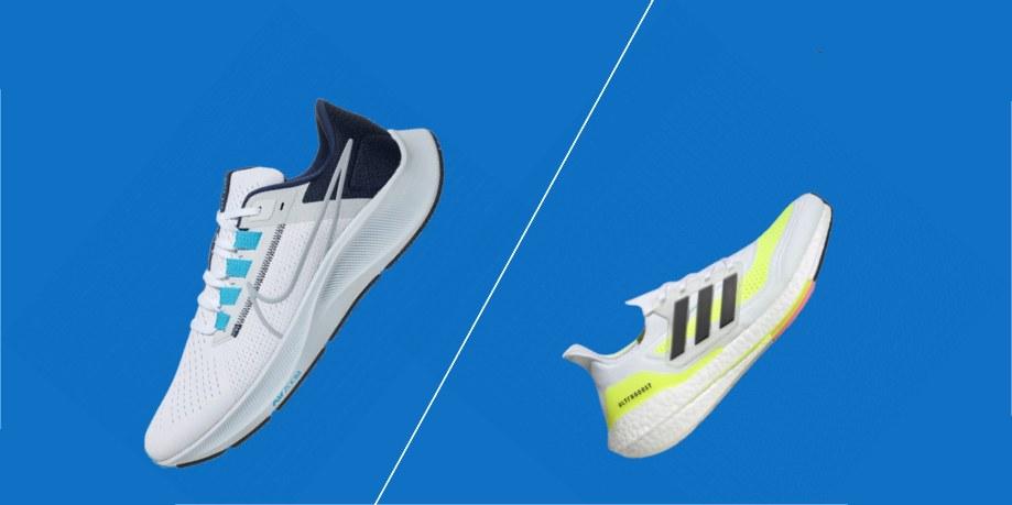 Nike Pegasus vs Adidas Ultra Boost | Running Shoes Guru