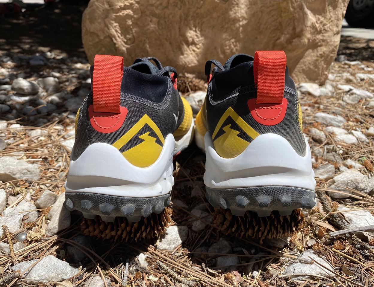 Nike Wildhorse 7 - Heel