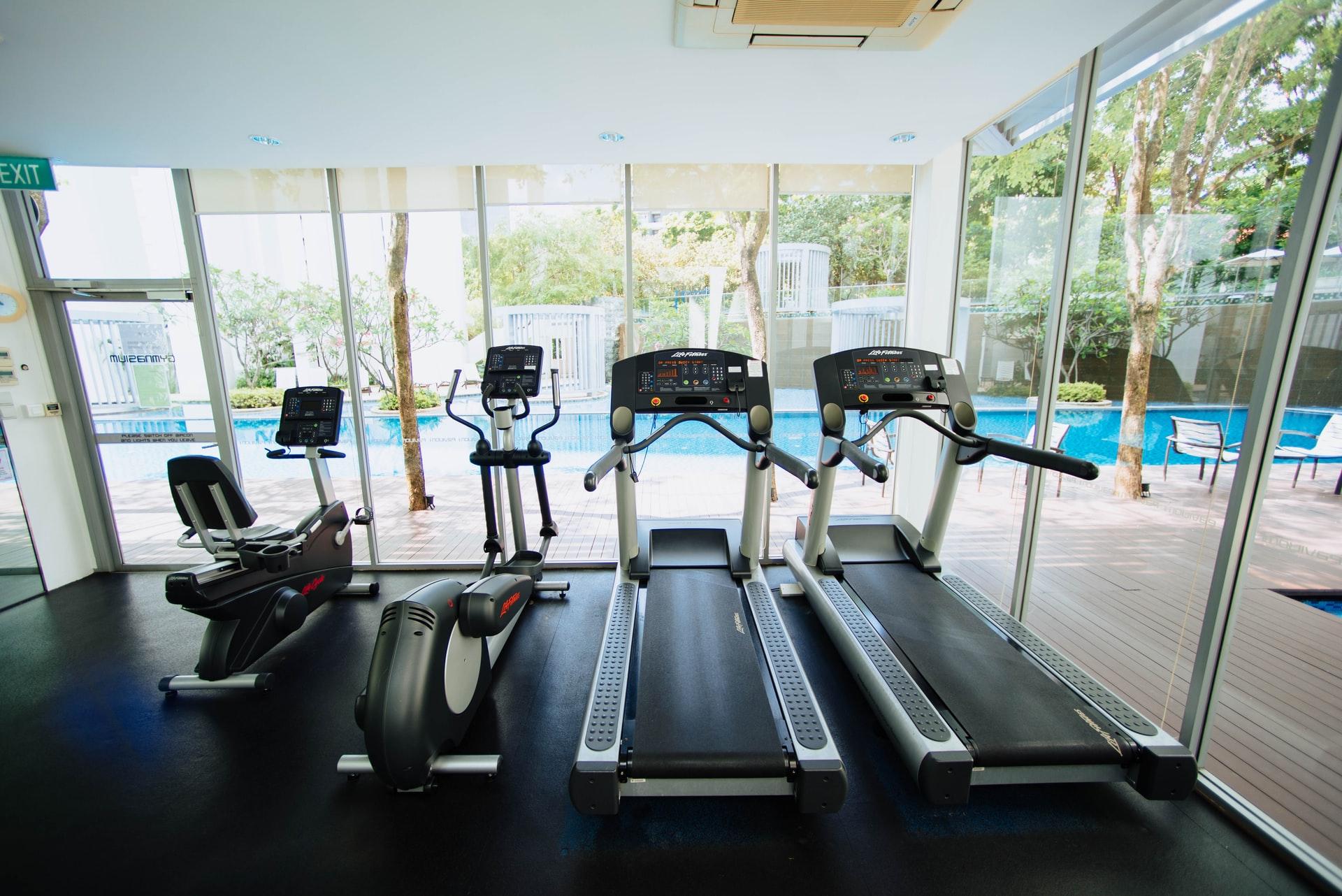 Cardio kit gym