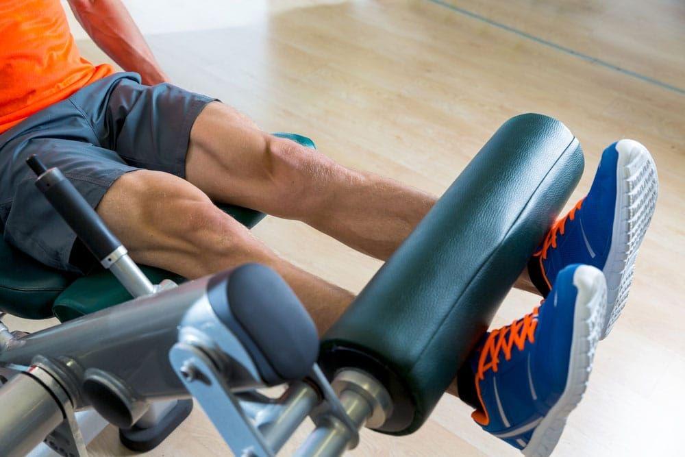 Quadriceps extension