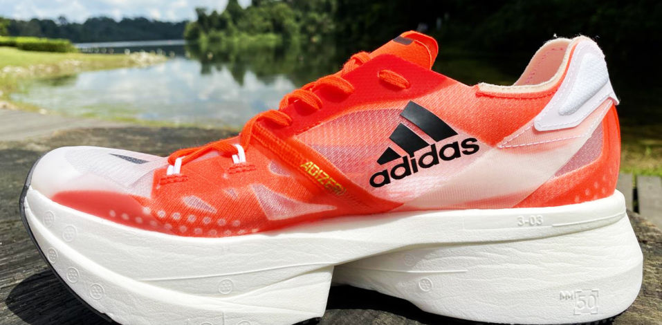 Adidas Prime X - Medial Side