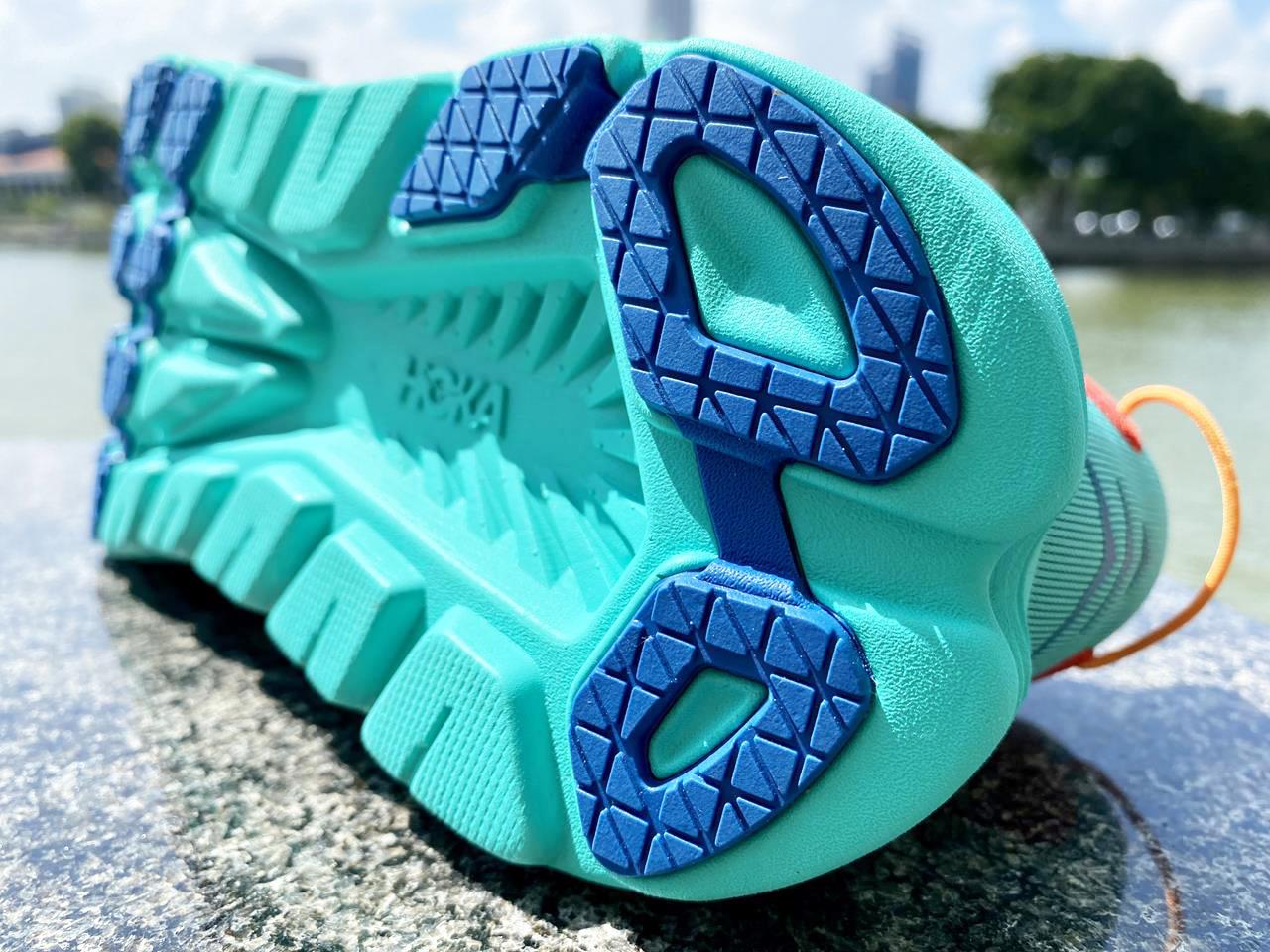 Hoka One One Rincon 3 - Sole Heel