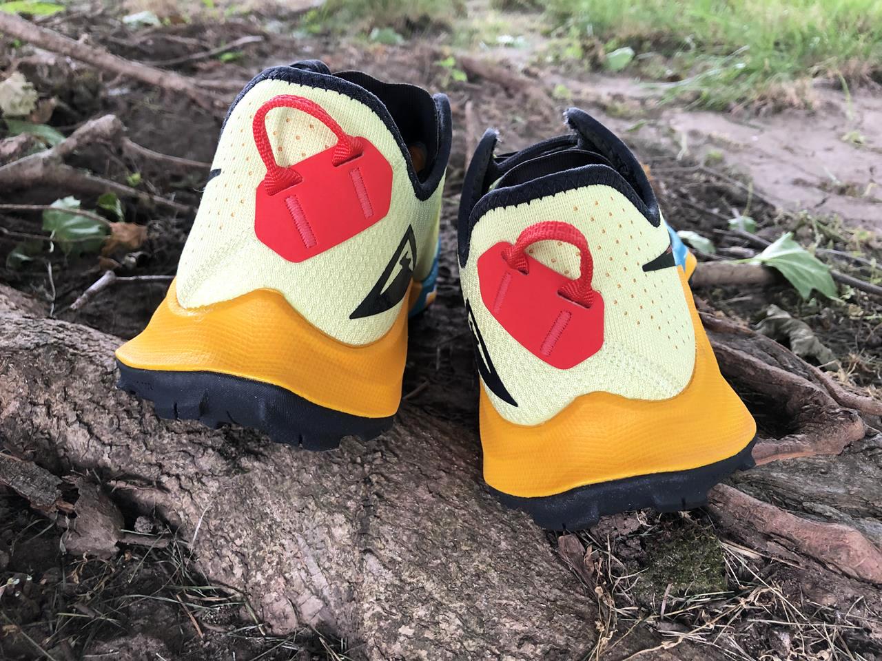 Nike Zoom Terra Kiger 7 - Heel