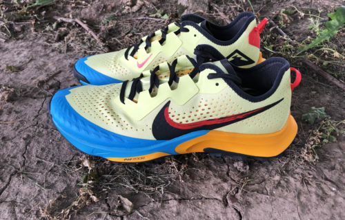 Nike Zoom Terra Kiger 7 - Lateral Side