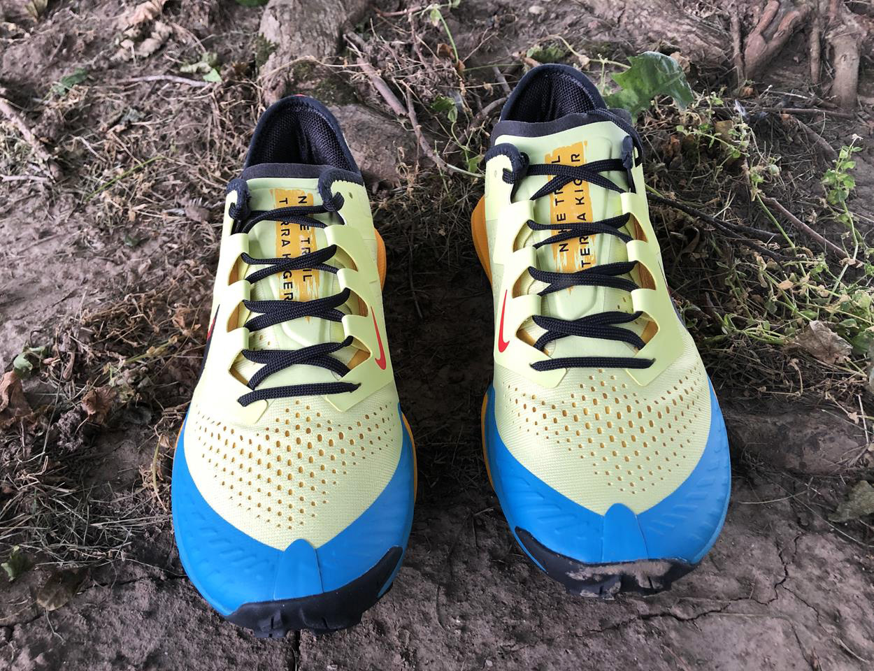 Nike Zoom Terra Kiger 7 - Toe