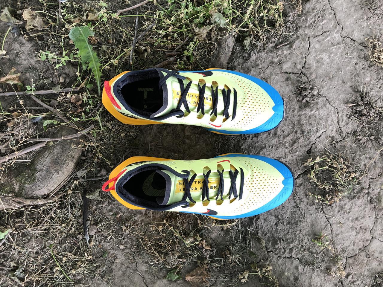 Nike Zoom Terra Kiger 7 - Top