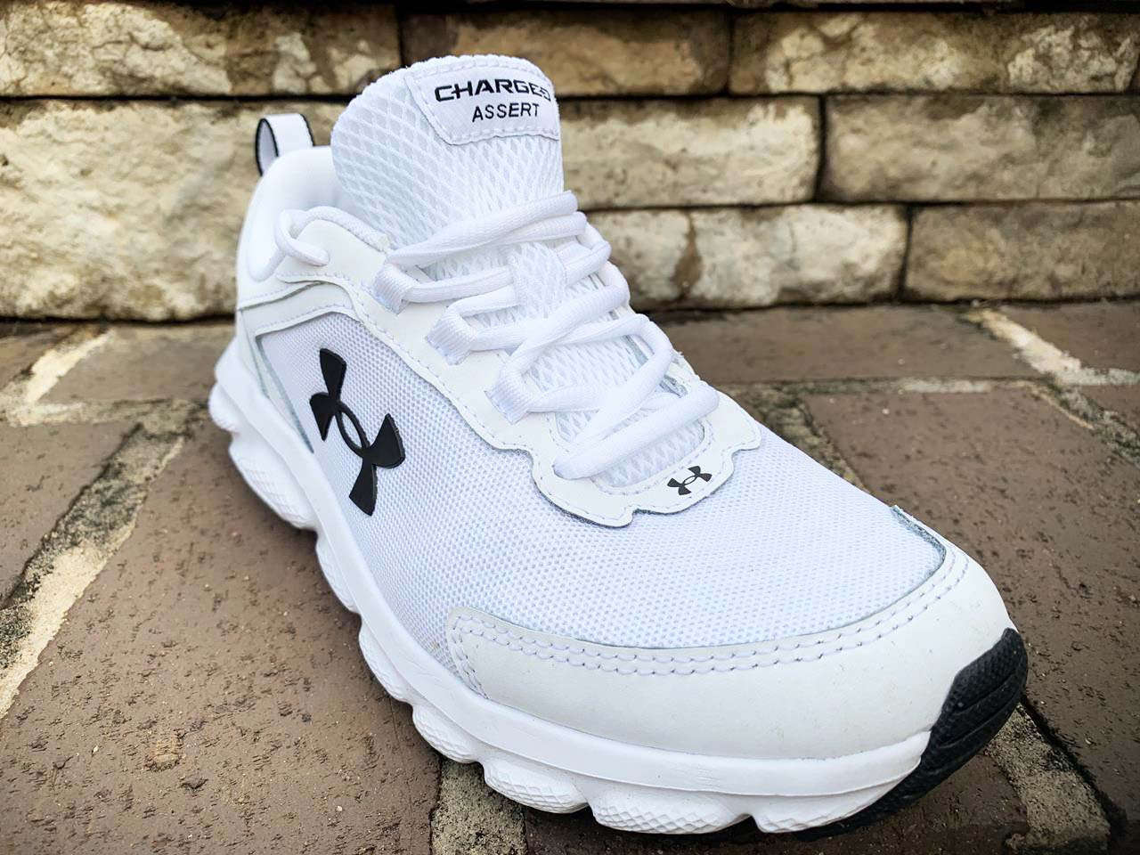 Under Armour Charged Assert 9 - Toe+Lateral