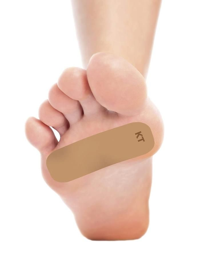Foot tape for blisters
