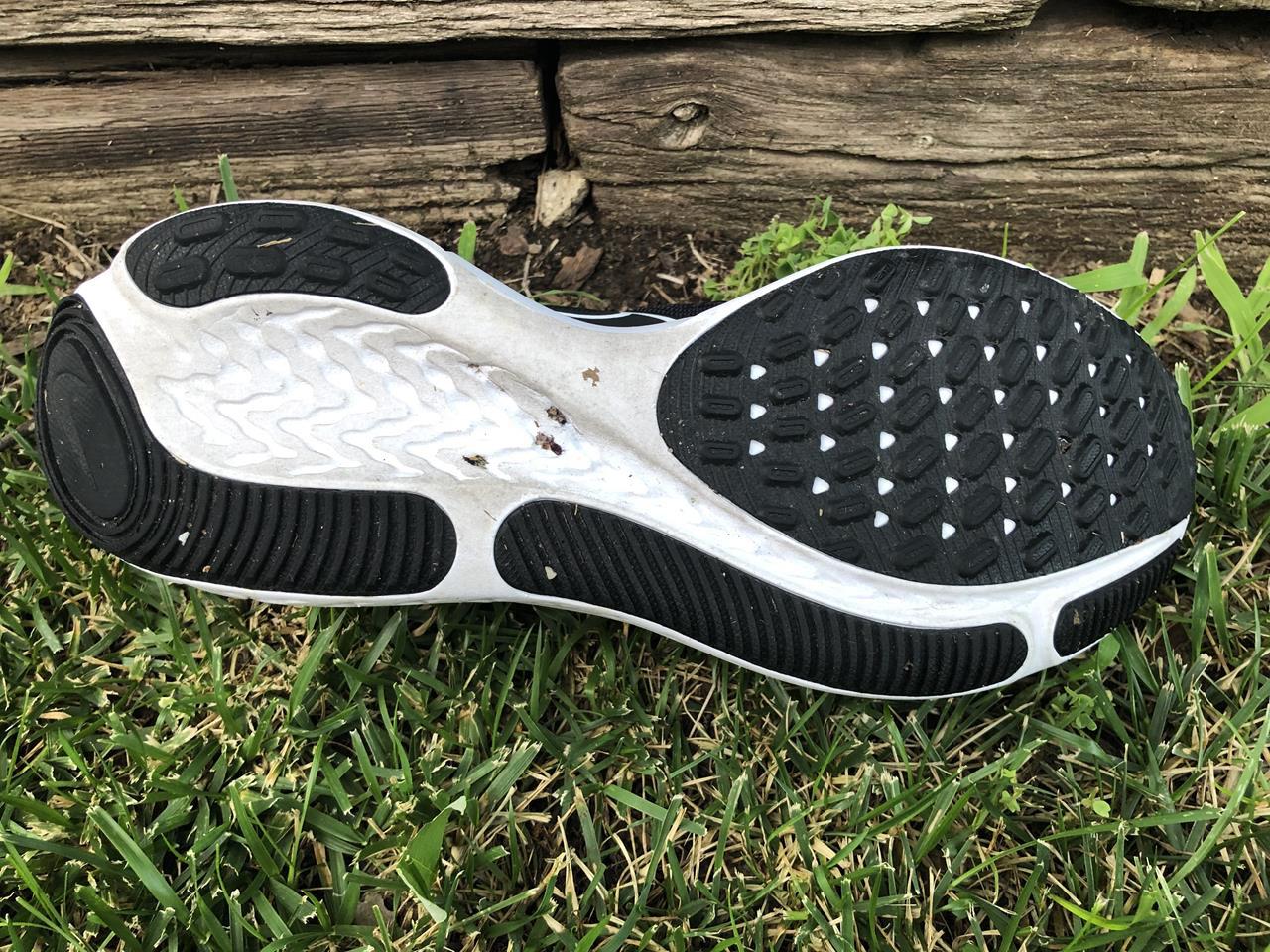 Nike React Miler 2 - Sole