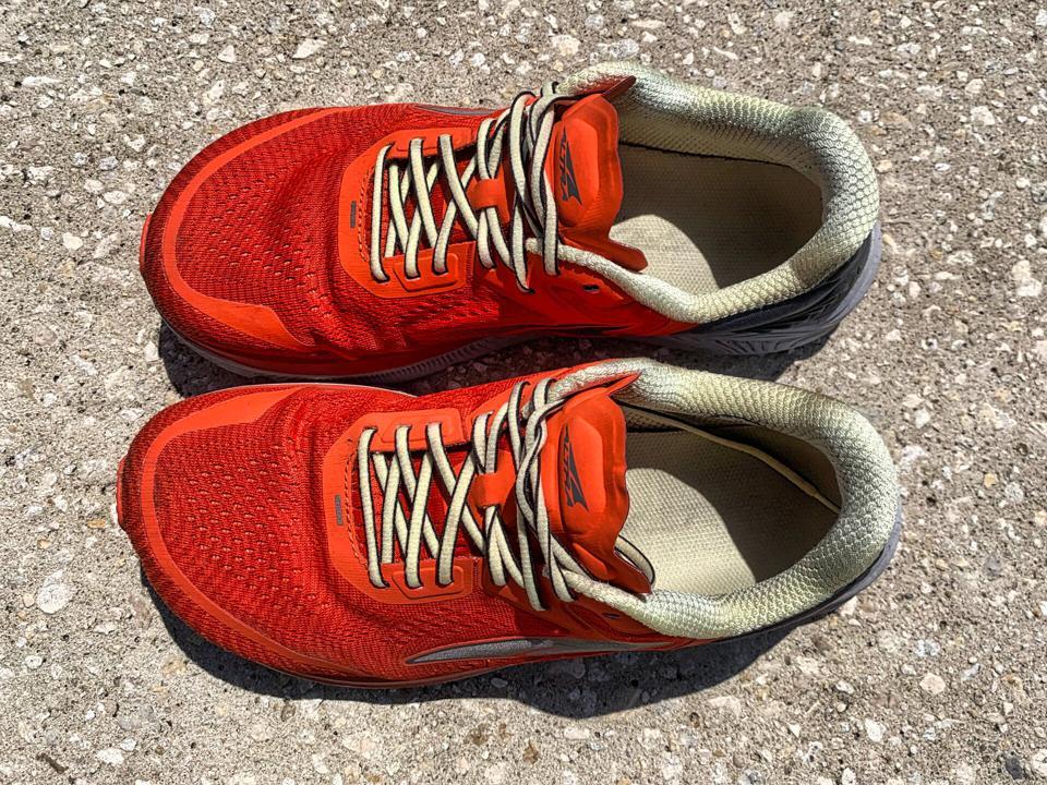 picture of Altra Torin 5 - copyright Running Shoes Guru