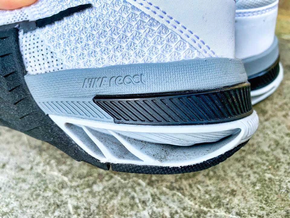 picture of Nike Metcon 7 - copyright Running Shoes Guru