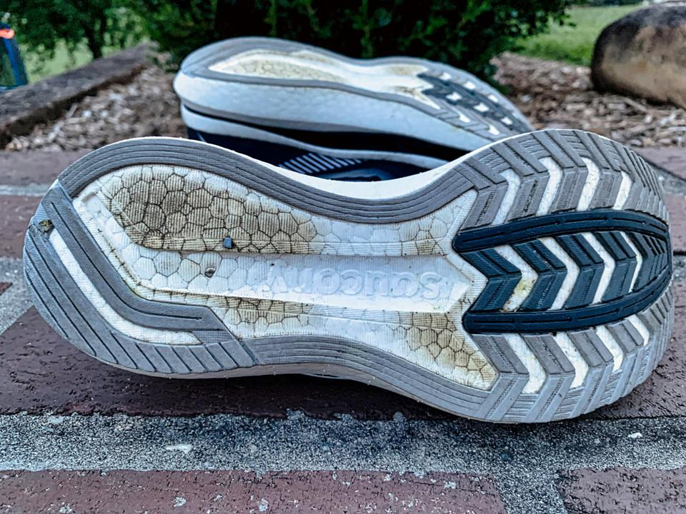 picture of Saucony Endorphin Pro 2 - copyright Running Shoes Guru