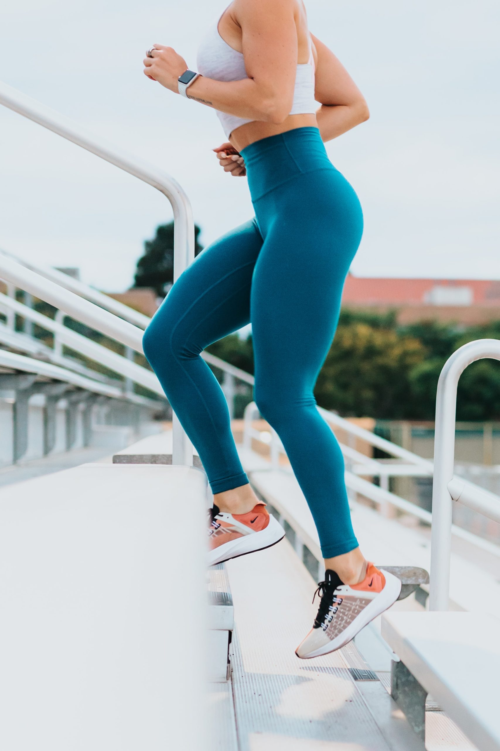 Running economy increase thanks to your core