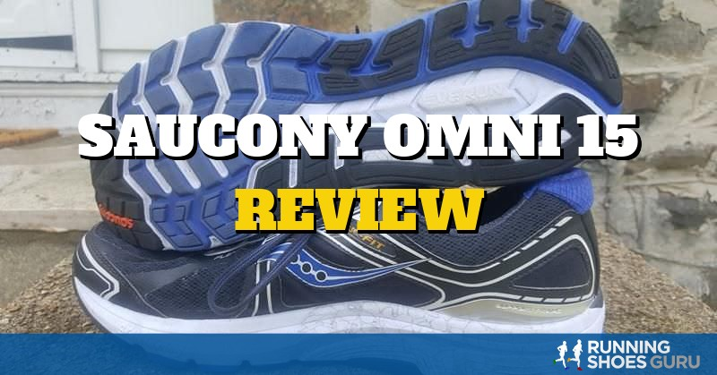Saucony Omni 15 Review | Running Shoes Guru