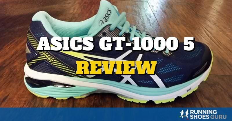 ASICS GT-1000 5 Review | Running Shoes Guru
