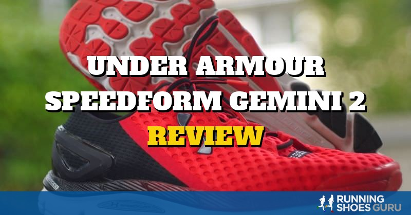 Under Armour Speedform Gemini 2 Review | Running Shoes Guru
