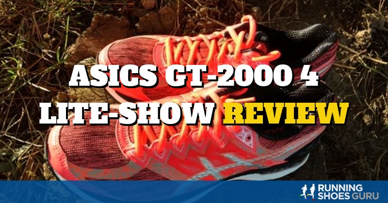Asics GT-2000 4 Lite-Show Review | Running Shoes Guru