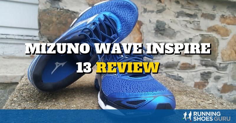 Mizuno Wave Inspire 13 Review | Running Shoes Guru