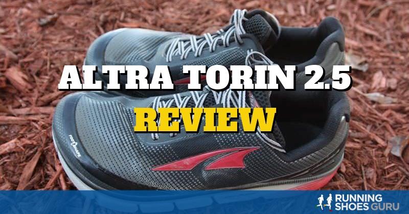 Altra Torin 2.5 Review | Running Shoes Guru