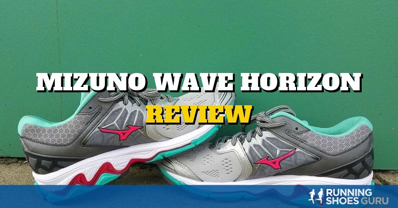 Mizuno Wave Horizon Review | Running Shoes Guru