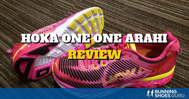 Hoka One One Arahi Review | Running Shoes Guru