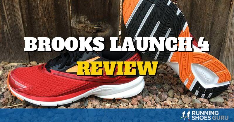 Brooks Launch 4 Review | Running Shoes Guru