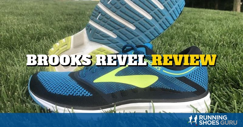 Brooks Revel Review | Running Shoes Guru
