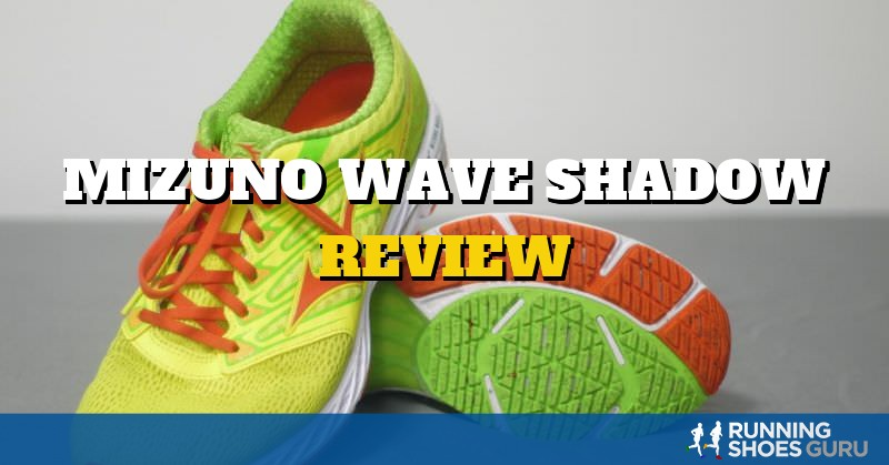 Mizuno Wave Shadow Review | Running Shoes Guru