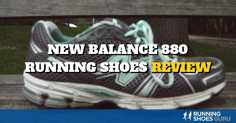 New Balance 880 Running Shoes Review   Running Shoes Guru