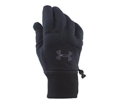 Under Armour Men's ColdGear Infrared Armour Fleece Gloves