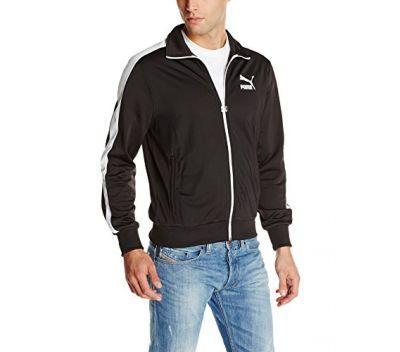 PUMA Men's T7 Front-Zip Track Jacket