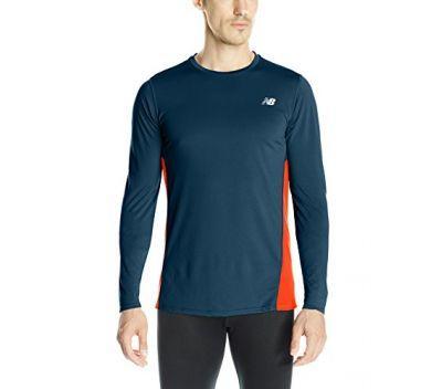 New Balance Men's Accelerate Long-Sleeve Shirt