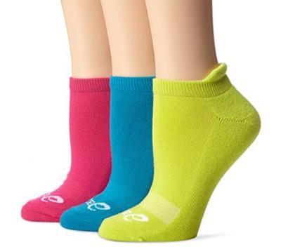 ASICS Women's Sock (Pack of 3)