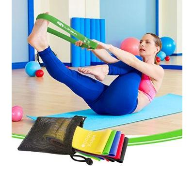 Limm Exercise Resistance Loop Bands - Set of 5,